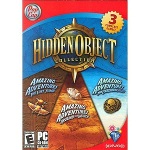 Hidden object games - Hidden Object Adventure Collection