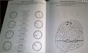 Cool maths exercises for middle primary
