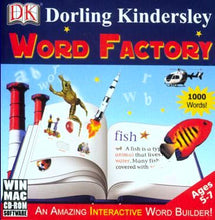 DK My First Amazing Dictionary aka Word Factory