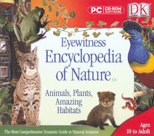 DK Eyewitness Encyclopaedia of Nature 3.0