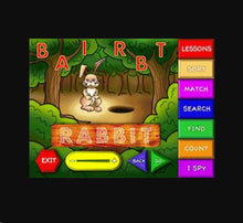 Learn the alphabet in this toddler educational game