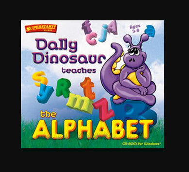 Learn the alphabet in this kids learning game