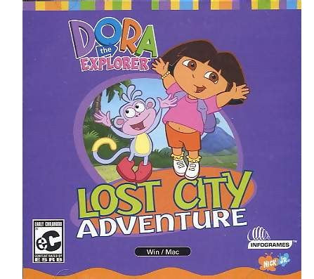 Dora the Explorer Lost City Adventure