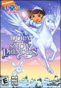 Dora the Explorer : Dora Saves the Snow Princess
