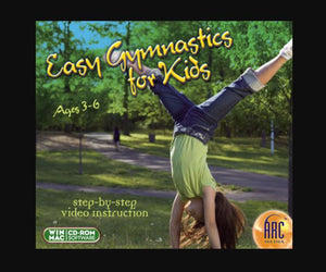 Easy Gymnastics for Kids learning software for PC