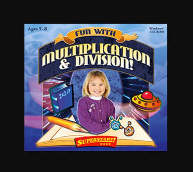 Learn multiplication & division with this educational program for young kids