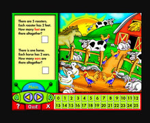 Learn maths educational game for 7 year olds