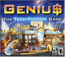 Genius The Tech Tycoon Game