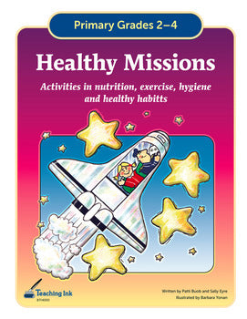 Teach children nutrition with Health Missions