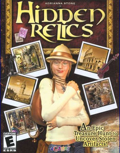 Hidden Relics cd-rom version