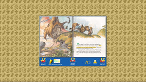 Little Golden Books Jack and the Beanstalk cd-rom