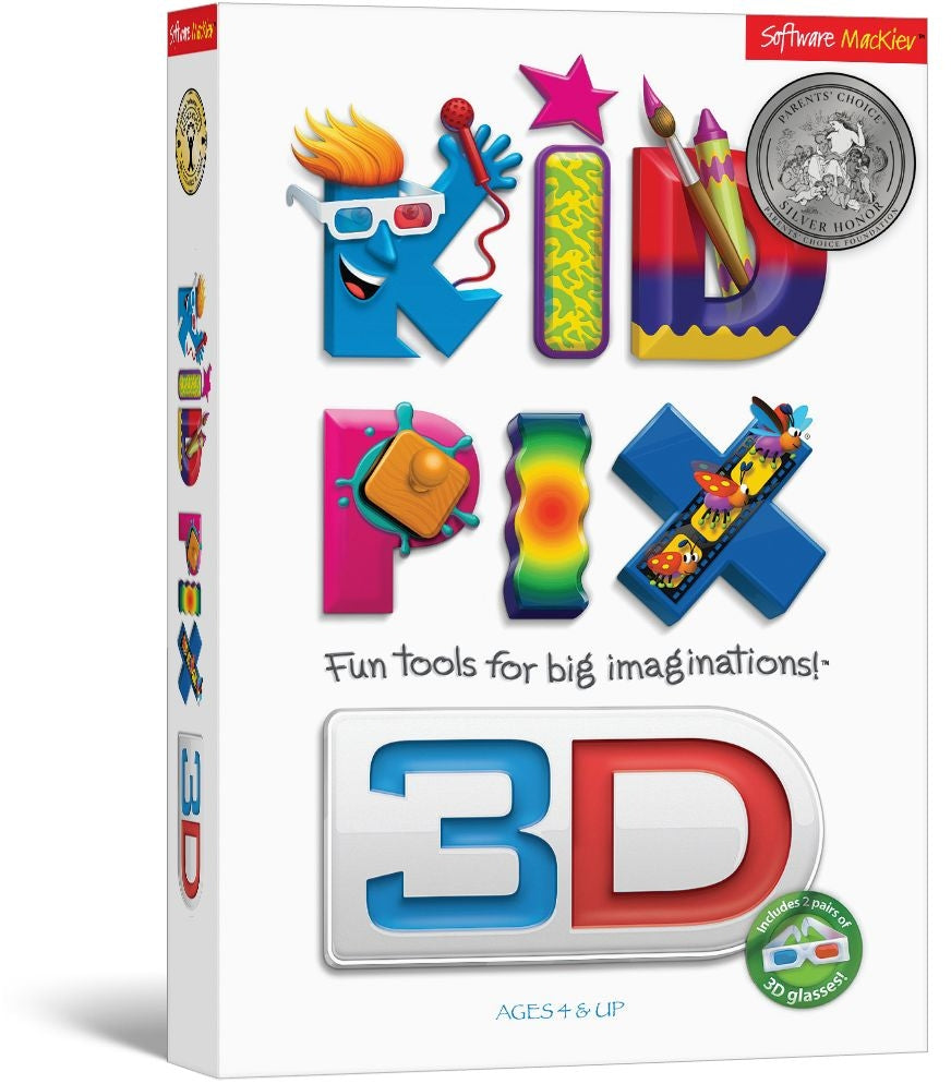 Buy Kidpix 3D for Mac