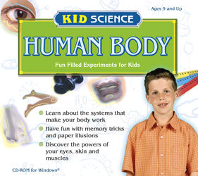 Learning app to teach kids about the human body