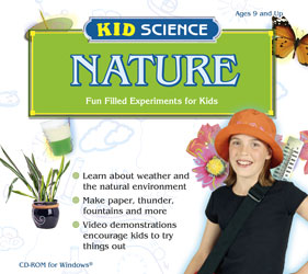 Kid Science Nature cd-rom version