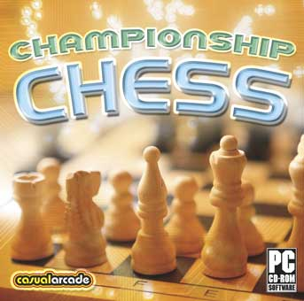 Play chess against computer in Championship Chess