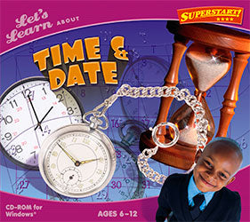Let's Learn About Time & Date