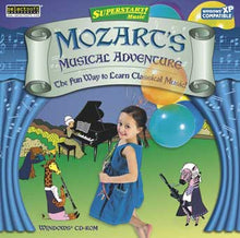 Mozart's Musical Adventure