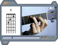 Easy Guitar learn to play guitar finger placement