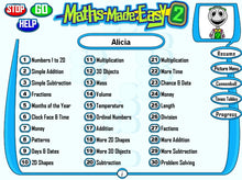 Maths Made Easy Home User download version