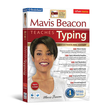 Mavis Beacon Ultimate Mac Edition
