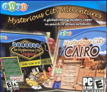 Mysterious City Adventures: Vegas and Cairo