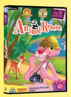 Pink Panther Animal Rescue