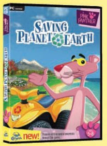 Pink Panther Saving Planet Earth