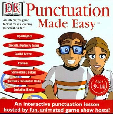 DK Punctuation Made Easy