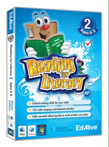 Reading for Literacy Windows only cd-rom version