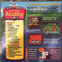 Reader Rabbit Personalised Reading 4-6