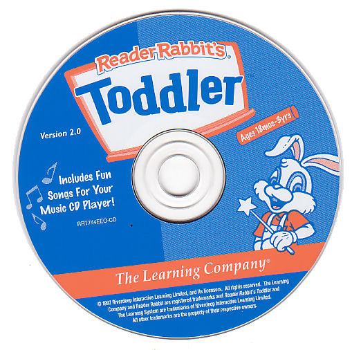 Buy Reader Rabbit Toddler in Australia