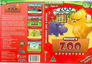 Rocco's Zoo Adventure
