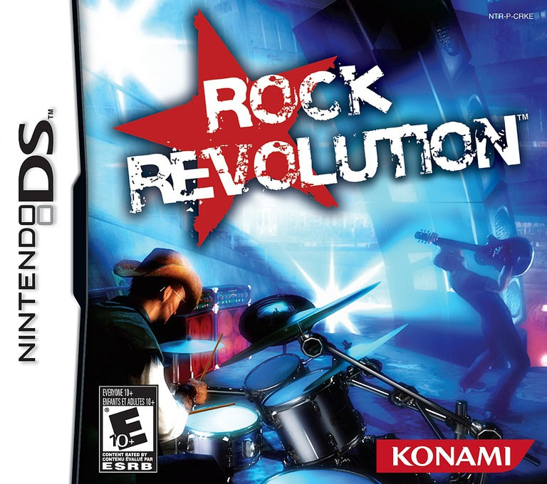 Buy Rock Revolution for DS in Australia