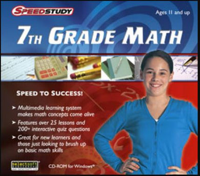 Educational maths software for kids in Year 7