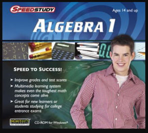 Learn algebra software for Windows