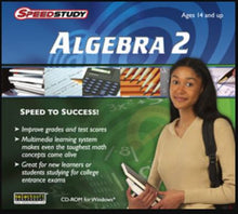 Speedstudy Algebra 2 download version