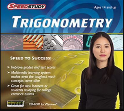 Buy high school trigonometry software for Windows