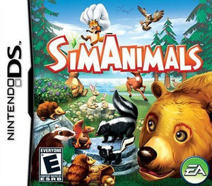 Buy Sim Animals for DS new in Australia