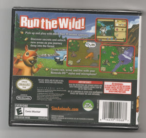 Buy Sim Animals for Nintendo DS