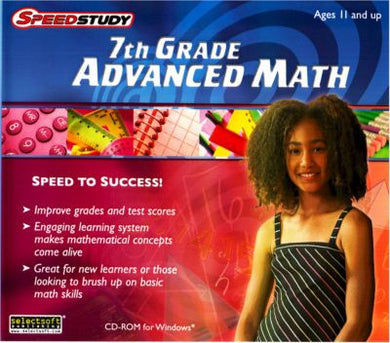 Speedstudy Advanced Maths