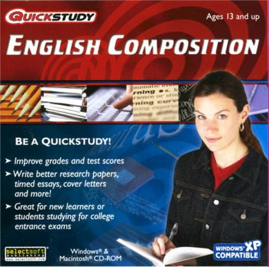 Speedstudy English Composition