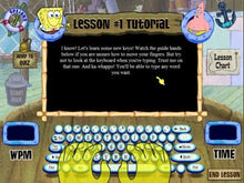 Spongebob Squarepants Typing