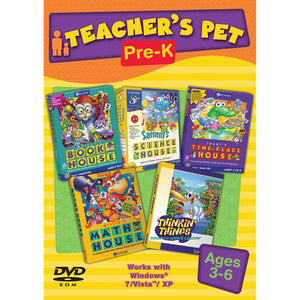 Buy Teacher's Pet Edmark computer learning games