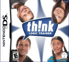 Think Logic Trainer for Nintendo DS