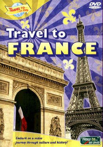 Travel to Europe DVD