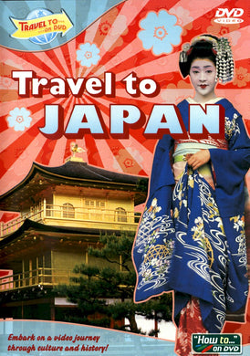 Travel to Japan DVD
