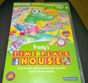 Trudys Time and Place House