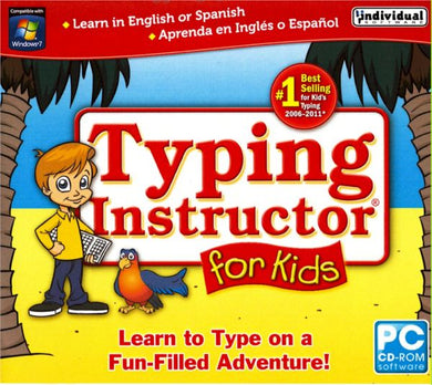 Typing Instructor for Kids 4.5