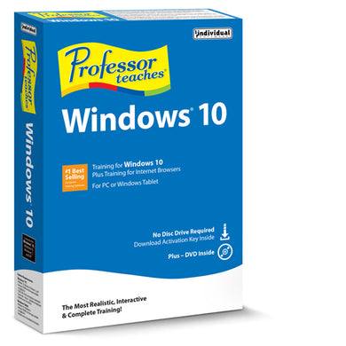 Professor Teaches Windows 10 download version