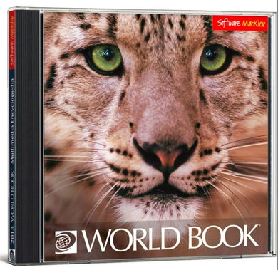 World Book Encyclopaedia for School & Home Mac version
